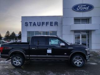 New 2020 Ford F-150 King Ranch for sale in Tillsonburg, ON