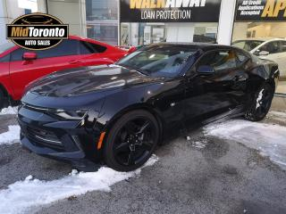Used 2018 Chevrolet Camaro 1LT Coupe | RS PACKAGE | SUN ROOF | for sale in North York, ON