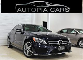 Used 2015 Mercedes-Benz C-Class 4dr Sdn C 300 4MATIC for sale in North York, ON