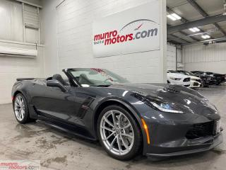 Used 2017 Chevrolet Corvette Grand Sport 2LT Convertible Low Kms for sale in St. George Brant, ON