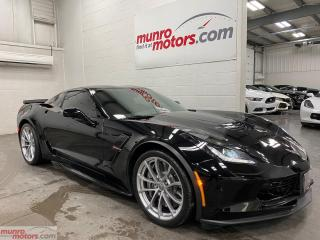 Used 2017 Chevrolet Corvette Z07 Performance Package Brand New Tires for sale in St. George Brant, ON