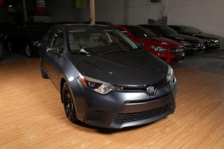 Used 2015 Toyota Corolla 4dr Sdn CVT LE for sale in Toronto, ON