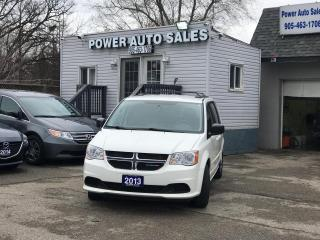 Used 2013 Dodge Grand Caravan for sale in Brampton, ON