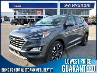 New 2020 Hyundai Tucson 2.4L AWD Ultimate Auto for sale in Port Hope, ON