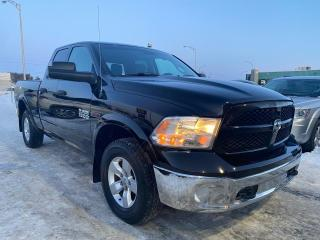 Used 2014 RAM 1500 Outdoorsman EcoDiesel 3.0L 6 passagers for sale in Mirabel, QC