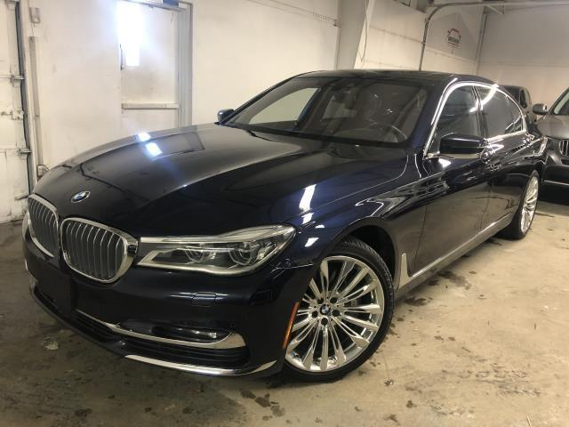 2016 BMW 7 Series 750LI XDRIVE M PKG