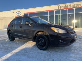 Used 2015 Subaru XV Crosstrek Touring for sale in Fredericton, NB