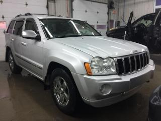 Used 2006 Jeep Grand Cherokee Overland 4WD for sale in Boischatel, QC