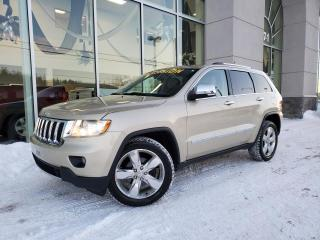 Used 2011 Jeep Grand Cherokee 4 RM, 4 portes, Limited TOIT for sale in Ste-Agathe-des-Monts, QC