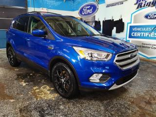 Used 2017 Ford Escape 4WD 4dr SE for sale in Val-D'or, QC