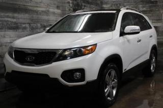 Used 2013 Kia Sorento 7 PASSAGERS, 4X4, NAVIGATION, CAMÉRA DE RECUL, SIÈ for sale in St-Sulpice, QC