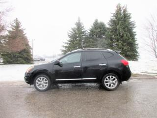 Used 2013 Nissan Rogue SV AWD w/ NAV for sale in Thornton, ON
