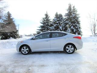 Used 2013 Hyundai Elantra GLS- 4 NEW TIRES!! for sale in Thornton, ON