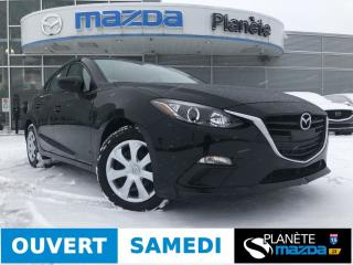 Used 2016 Mazda MAZDA3 GX CRUISE CAMERA DE RECUL BLUETOOTH for sale in Mascouche, QC