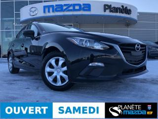 Used 2016 Mazda MAZDA3 GX AIR CRUISE CAMÉRA DE RECUL BLUETOOTH for sale in Mascouche, QC