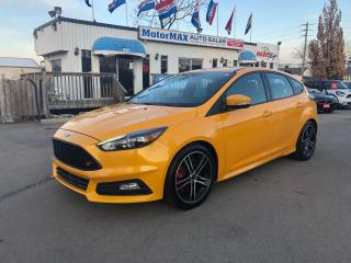 Used 2016 Ford Focus ST- TURBO -36km Only for sale in Stoney Creek, ON