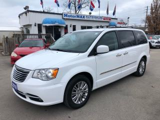 Used 2016 Chrysler Town & Country Touring- SOLD for sale in Stoney Creek, ON