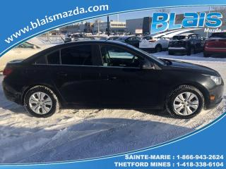 Used 2012 Chevrolet Cruze LT for sale in Ste-Marie, QC