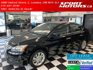 Used 2015 Nissan Sentra SV+Camera+Bluetooth+Heated Seats+XM Radio for sale in London, ON