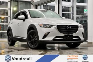Used 2019 Mazda CX-3 GX * AWD * 8 ROUES ET PNEUS * DEMARREUR for sale in Vaudreuil-Dorion, QC