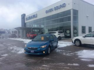 Used 2017 Subaru Impreza Touring for sale in Owen Sound, ON