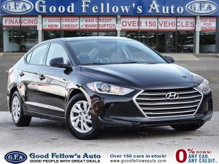 Used 2017 Hyundai Elantra L+ MODEL, 4CYL 2.0L, HEATED SEATS for sale in Toronto, ON