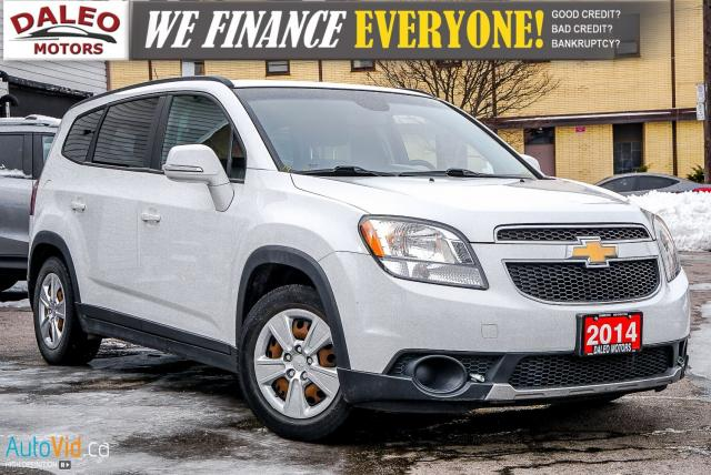 2014 Chevrolet Orlando LT | 7 PASS | ONSTAR | BLUETOOTH | VOICE COMMAND