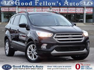 Used 2017 Ford Escape SE MODEL, 4WD, REARVIEW CAMERA, 1.5 ECO, CRUISE for sale in Toronto, ON