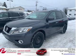 Used 2014 Nissan Pathfinder SV for sale in Rouyn-Noranda, QC