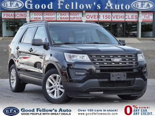 Used 2016 Ford Explorer 2.3L ECO, 4WD, 7 PASS, REARVIEW CAMERA, POWER SEAT for sale in Toronto, ON