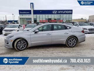 New 2020 Hyundai Sonata Preferred - 2.5L Heated Seats/Wheel, Apple Carplay, Back Up Cam, Remote Start, Blindspot Monitor, Lane Keep Assist for sale in Edmonton, AB