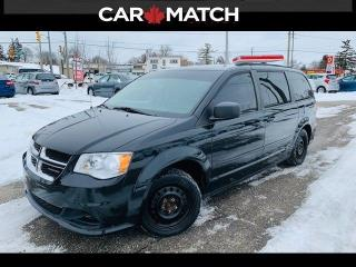 Used 2011 Dodge Grand Caravan SE / AUTO / FULL STOW N GO for sale in Cambridge, ON
