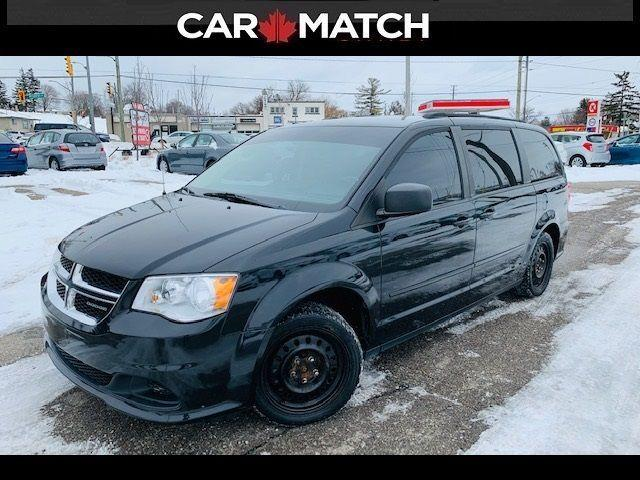 2011 Dodge Grand Caravan SE / AUTO / FULL STOW N GO