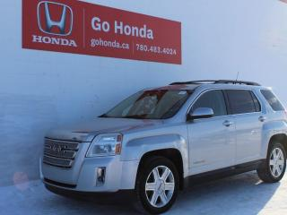 Used 2011 GMC Terrain SLT-1 4dr AWD Sport Utility Vehicle for sale in Edmonton, AB