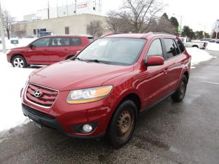 Used 2011 Hyundai Santa Fe GL AWD~V6~TWO SETS OF WHEELS~CERTIFIED! for sale in Toronto, ON