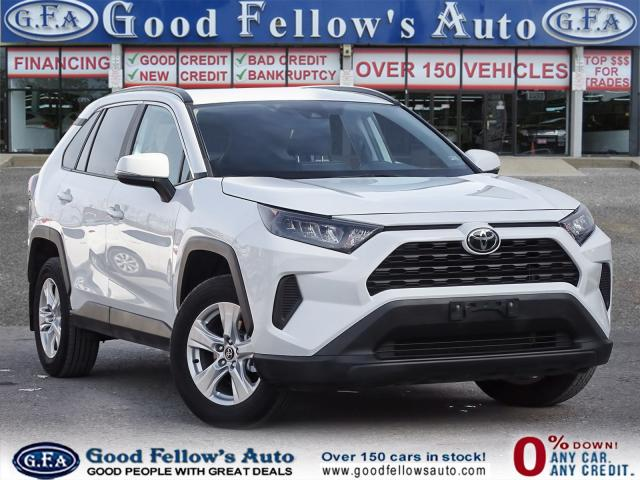 2019 Toyota RAV4 AWD, RAERVIEW CAMERA, HEATED SEATS, DRIVER ASSIST