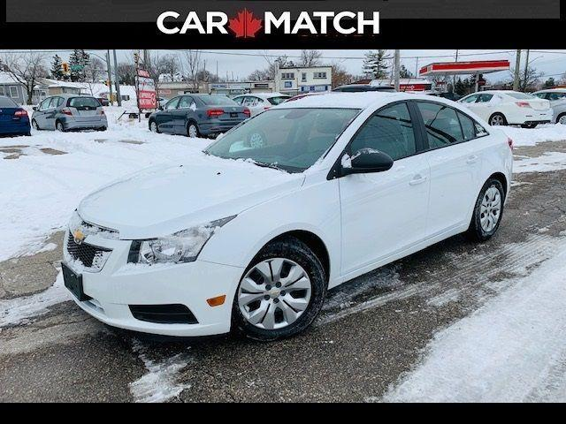 2013 Chevrolet Cruze LS / AC / POWER GROUP /