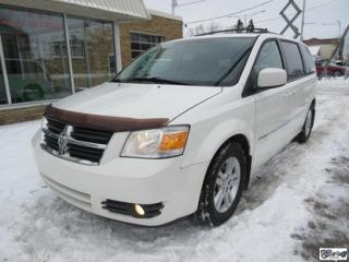 Used 2010 Dodge Grand Caravan SXT for sale in Varennes, QC