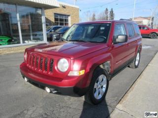 Used 2012 Jeep Patriot North *8 PNEUS* for sale in Varennes, QC