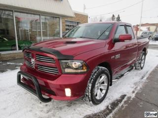 Used 2014 RAM 1500 Sport 8 PNEUS+8 MAGS for sale in Varennes, QC