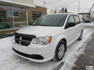Used 2016 Dodge Grand Caravan SXT Stow N' Go for sale in Varennes, QC