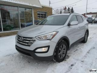 Used 2013 Hyundai Santa Fe Sport 2.0T for sale in Varennes, QC