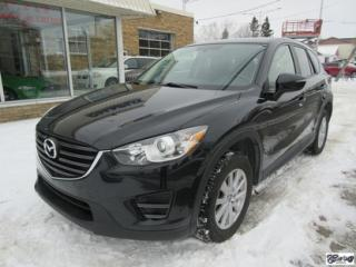 Used 2016 Mazda CX-5 GX SKYACTIV for sale in Varennes, QC