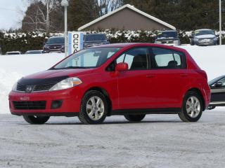 Used 2009 Nissan Versa Hayon 5 portes,CVT 1,8 SL for sale in St-Georges, QC