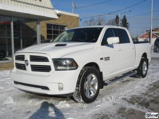 Used 2016 RAM 1500 CREWCAB Sport for sale in Varennes, QC