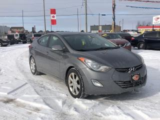 Used 2011 Hyundai Elantra Limited for sale in London, ON