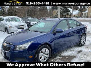 Used 2012 Chevrolet Cruze 1LT for sale in Guelph, ON