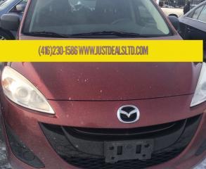 Used 2012 Mazda MAZDA5 5 for sale in Scarborough, ON