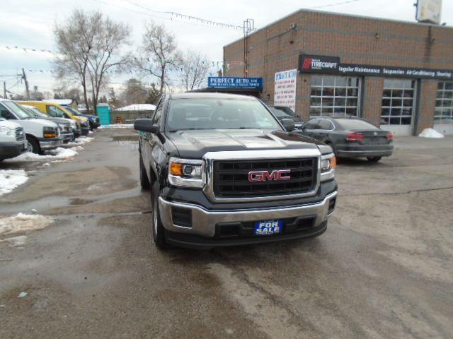 2015 GMC Sierra 1500  WT LONG BOX
