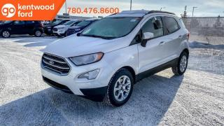 New 2020 Ford EcoSport SE 200A FWD 1.0L Ecoboost, Auto Start/Stop, Hill Start Assist, Remote Keyless Entry, Reverse Camera and Sensing System for sale in Edmonton, AB